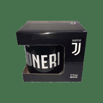 Juventus FC bögre, BIANCO NERI