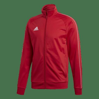 Adidas Core 18 szabadidő felső, piros