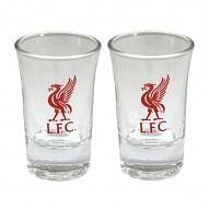 Liverpool FC stampedlis pohár, 2 db