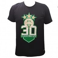 FTC pamut póló fekete, Bajnokcsapat 30