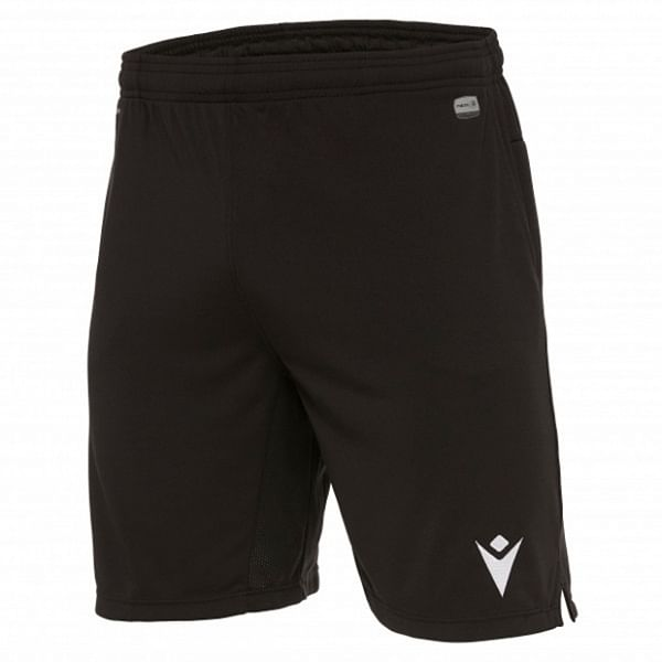 Macron UEFA short, fekete