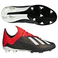 Adidas X 18.1 FG J Stoplis focicipő