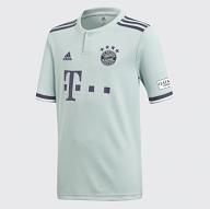 Adidas FC Bayern München vendég mez 2018/19