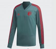 Adidas FC Bayern München 2018/19 edzőmelegítő felső