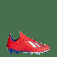 Adidas X 18.1 FG stoplis focifipő, gyerek méret