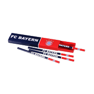 FC Bayern München ceruza, 4 db-os