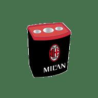 A.C. Milan ceruzahegyező