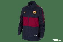 Nike FC Barcelona melegítőfelső, gyerekméret