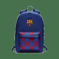 Nike FC Barcelona hátizsák, négyzetrácsos mintás
