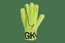 Nike GK Match kapuskesztyű, sárga