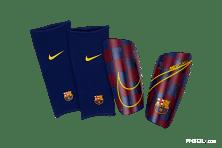 Nike FC Barcelona Mercurial Lite sípcsontvédő, 2019/20