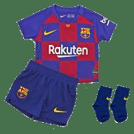 Nike FC Barcelona 2019/20 hazai mezszett + zokni, gyerekméret