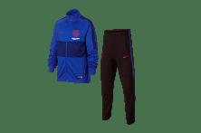 Nike FC Barcelona Dri-FIT melegítő szett, gyerekméret