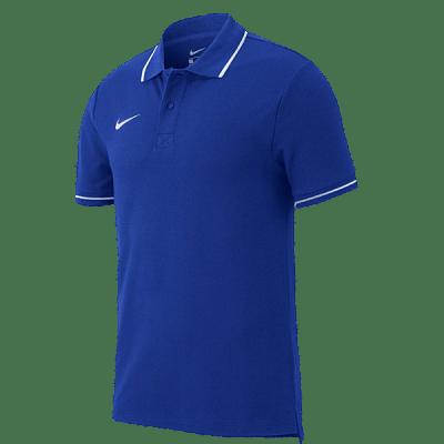 Nike Club 19 galléros póló, királykék