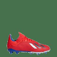 Adidas X 18.3 FG J stoplis focicipő, gyerekméret