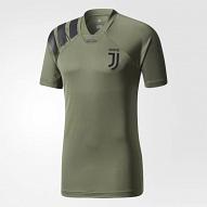 Adidas Juventus FC 2017/18 póló, zöld