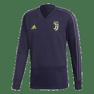 Adidas Juventus FC edzőfelső, kék-sárga