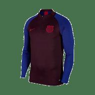 Nike FC Barcelona Dri-FIT Strike Drill tréningfelső, 2019/20