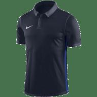 Nike Academy 18 galléros póló, obszidián