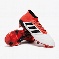 Adidas Predator 18.1 FG Leather stoplis focicipő