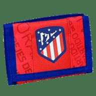 Atletico Madrid pénztárca, piros-kék
