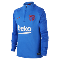 Nike FC Barcelona 2019/20 edzőfelső, gyerekméret