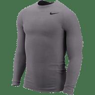Nike Pro Warm férfi edzőfelső, szürke
