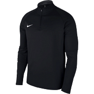 Nike Dry Academy 18 Drill férfi edzőfelső, fekete