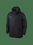 Nike Team Fall őszi kabát, fekete