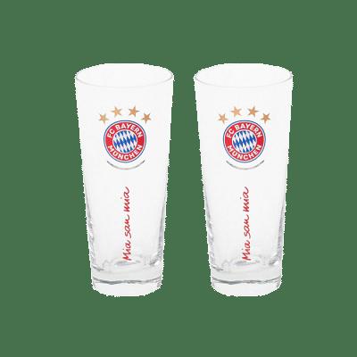 FC Bayern München üdítős pohár 2db-os