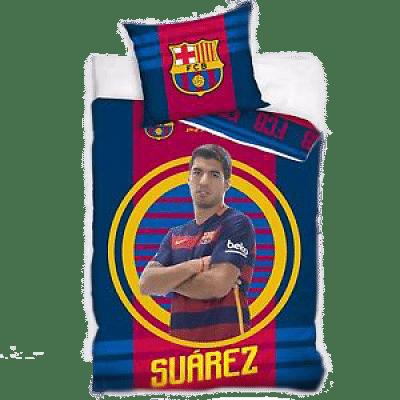 FC Barcelona ágynemű, Suarez