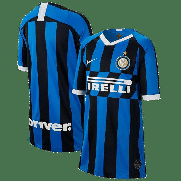 Nike Internazionale FC 2019/20 hazai mez, gyerekméret