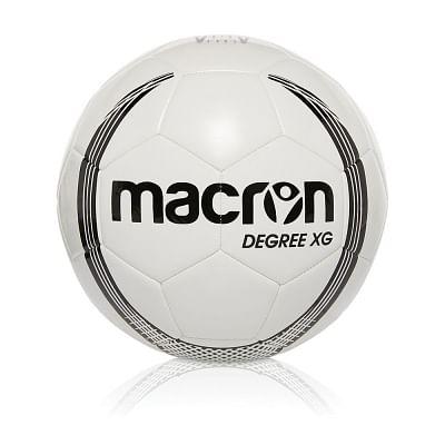 Macron  Degree XG edzőlabda, fehér-fekete