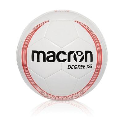 Macron Degree XG edzőlabda, fehér-piros