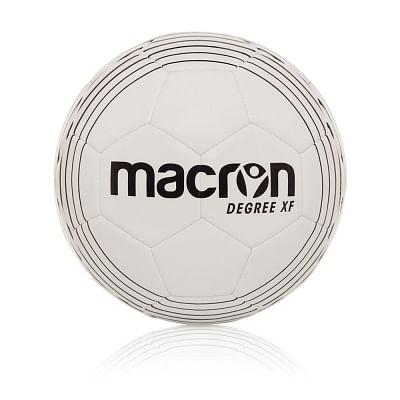 Macron Degree XF edzőlabda, fehér-fekete