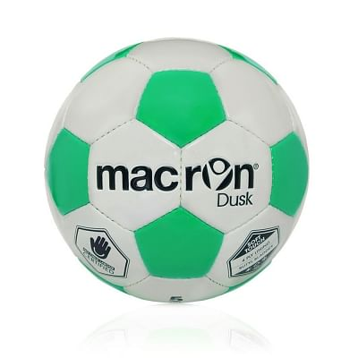Macron Dusk edzőlabda, fehér-zöld