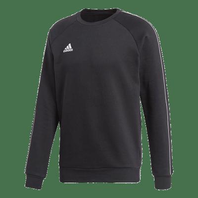 Adidas Core 18 melegítőfelső, fekete