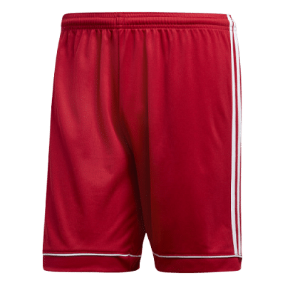 Adidas Squad 17 rövidnadrág, piros