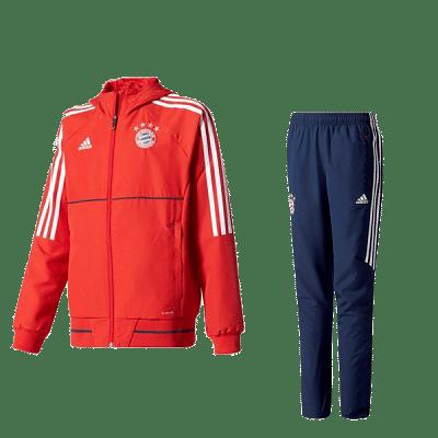 Adidas FC Bayern München 2017/18 melegítő szett