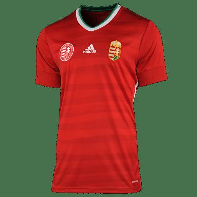 Adidas Magyar válogatott hazai mez, 2019/20, gyerekméret
