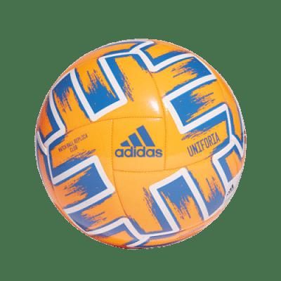 Adidas Uniforia Club focilabda, narancssárga-kék, EB labda 2020
