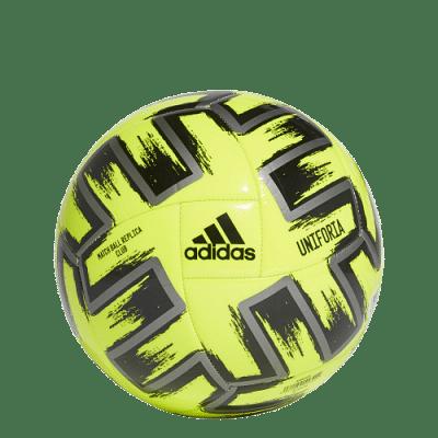 Adidas Uniforia Club focilabda, fluozöld, EB labda 2020