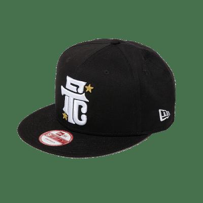 New Era FTC 9 fifty limited baseball sapka + ajándék díszdoboz, fekete