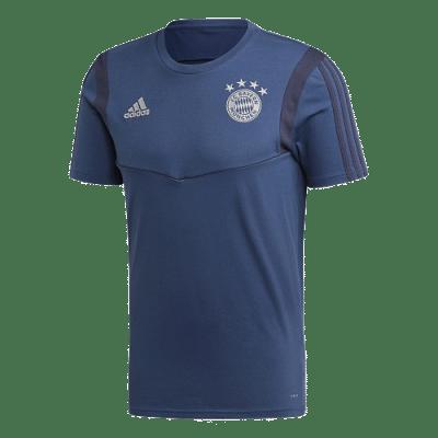 Adidas FC Bayern München póló, 2019/20, kék
