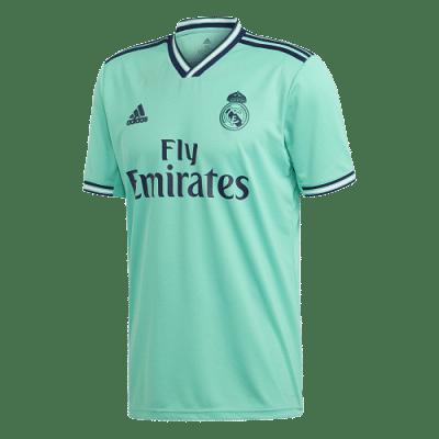 Adidas Real Madrid harmadik számú mez