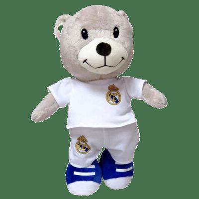 Real Madrid plüssmackó, 30 cm