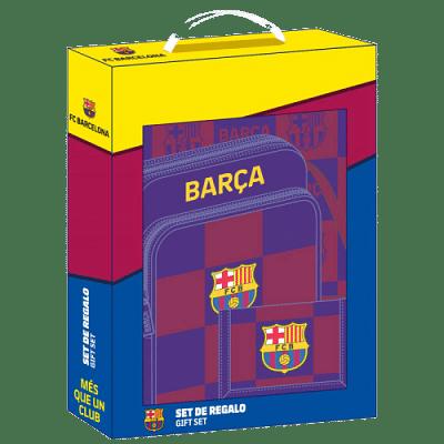 FC Barcelona ajándékszett