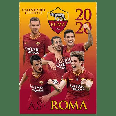 A. S. Roma 2020 naptár