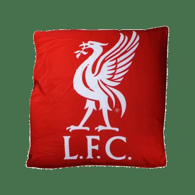 Liverpool FC Crest Cushion párna, piros