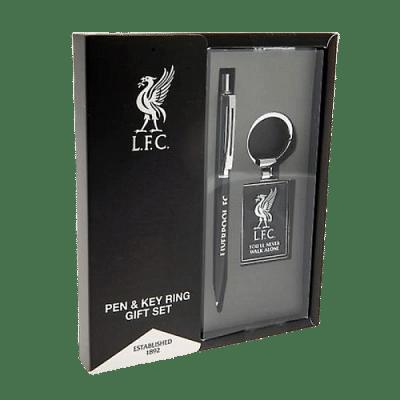 Liverpool toll+kulcstartó díszdobozban